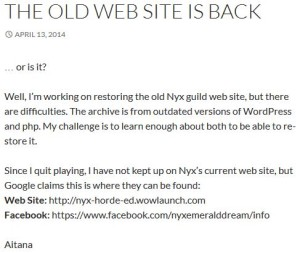 old_web_site_announcement